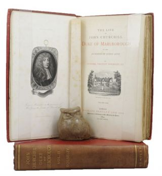 THE LIFE OF JOHN CHURCHILL, DUKE OF MARLBOROUGH to the accession of Queen Anne. John Churchill,...