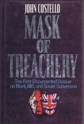 MASK OF TREACHERY. John Costello.