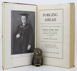 FORGING AHEAD. Thomas J. Wise, Wilfred Partington