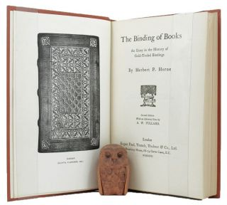 THE BINDING OF BOOKS. Herbert P. Horne