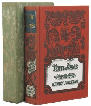 THE HISTORY OF TOM JONES. Henry Fielding