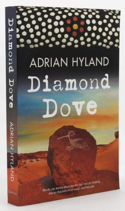 DIAMOND DOVE. Adrian Hyland