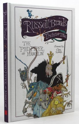 THE PIED PIPER OF HAMELIN. Russell Brand