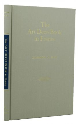 THE ART DECO BOOK IN FRANCE.