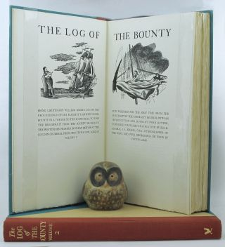 THE LOG OF THE BOUNTY.