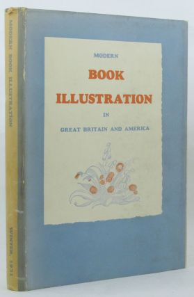 MODERN BOOK ILLUSTRATION IN GREAT BRITAIN AND AMERICA.
