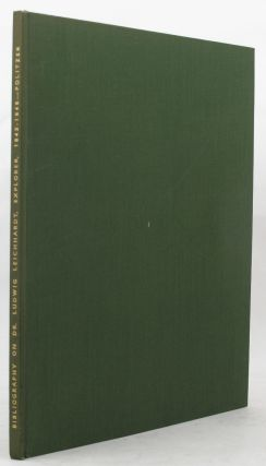 BIBLIOGRAPHY OF LITERATURE ON DR. LUDWIG LEICHHARDT, Ludwig Leichhardt, L. L. Politzer, Compiler