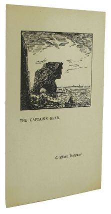 THE CAPTAIN'S HEAD [cover title]. C. Elliott Perryman
