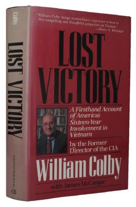LOST VICTORY. William Colby, James McCargar.