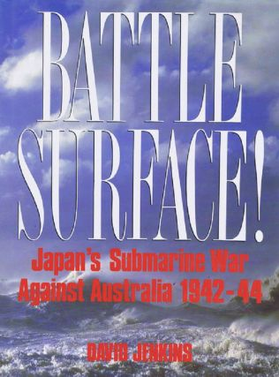BATTLE SURFACE! David Jenkins, Peter Sullivan