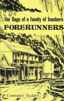 FORERUNNERS. Constance Tisdall