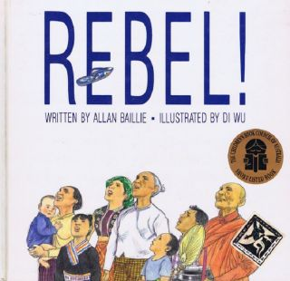 REBEL! Allan Baillie.