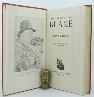 THE LIFE OF WILLIAM BLAKE. William Blake, Mona Wilson