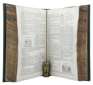 A GENEALOGICAL AND HERALDIC DICTIONARY OF THE PEERAGE AND BARONETAGE OF THE BRITISH EMPIRE. Sir...