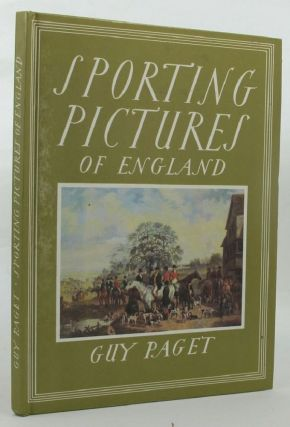 SPORTING PICTURES OF ENGLAND. Guy Paget