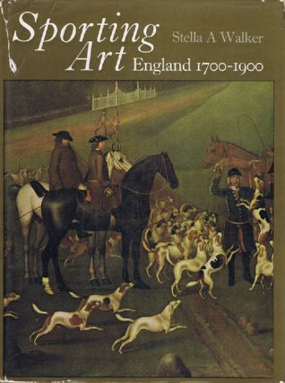 SPORTING ART. Stella A. Walker