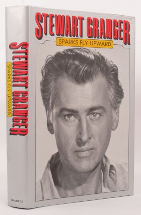 SPARKS FLY UPWARD. Stewart Granger