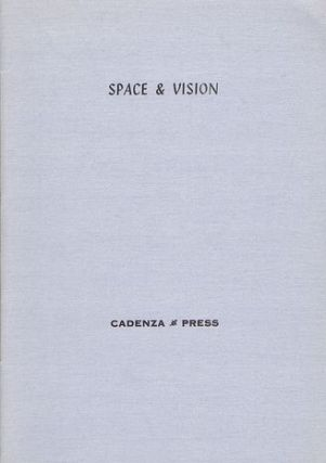 SPACE & VISION. G. A. Beale.