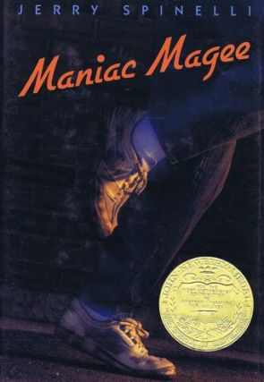 MANIAC MAGEE. Jerry Spinelli