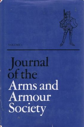 THE JOURNAL OF THE ARMS & ARMOUR SOCIETY. C. Blair.