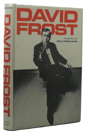 DAVID FROST. David Frost, Willi Frischauer.