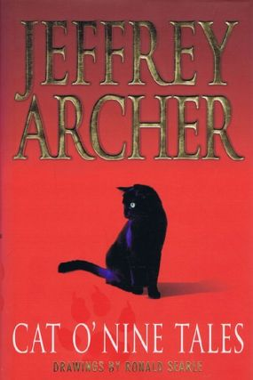 CAT O' NINE TALES And Other Stories. Jeffrey Archer