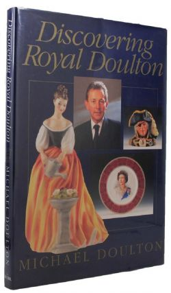 DISCOVERING ROYAL DOULTON. Michael Doulton, Vinny Lee.
