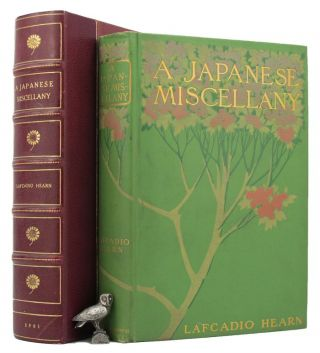 A JAPANESE MISCELLANY. Lafcadio Hearn