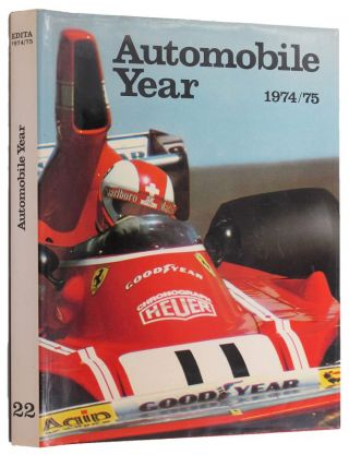 AUTOMOBILE YEAR 22: 1974/1975. Douglas Armstrong