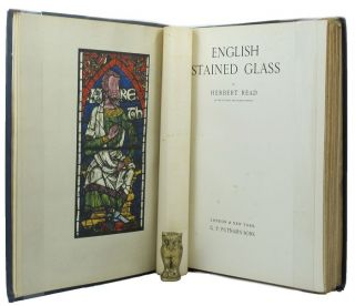 ENGLISH STAINED GLASS. Herbert Read