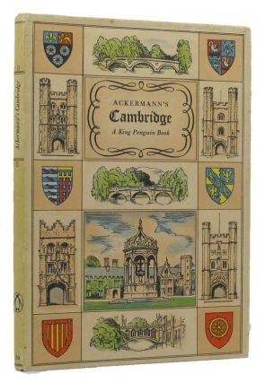 ACKERMANN'S CAMBRIDGE. Reginald Ross Williamson