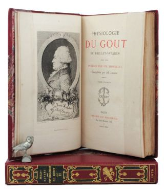 PHYSIOLOGIE DU GOUT. Jean A. Brillat-Savarin, Adaptation