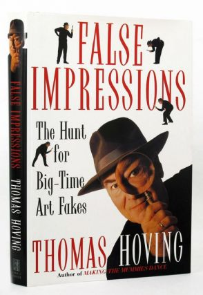 FALSE IMPRESSIONS. Thomas Hoving