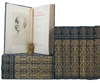 THE WORKS OF THOMAS HARDY. The Mellstock Edition. Thomas Hardy