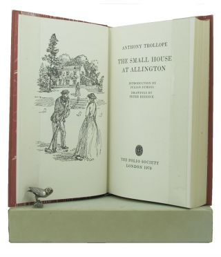 THE SMALL HOUSE AT ALLINGTON. Anthony Trollope