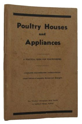 POULTRY HOUSES AND APPLIANCES. C. A. Corsellis