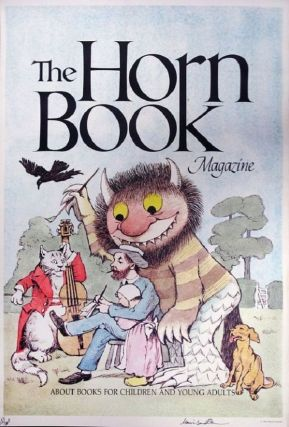 POSTER FOR THE HORN BOOK MAGAZINE. Maurice Sendak