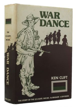 WAR DANCE. A. I. F. 02/3rd Battalion, Ken Clift