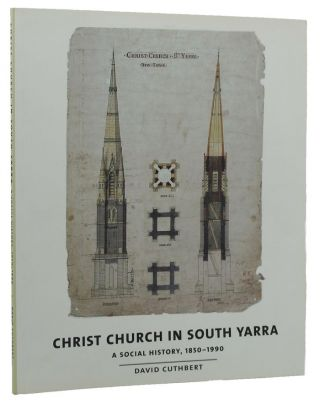 CHRIST CHURCH IN SOUTH YARRA. David Cuthbert