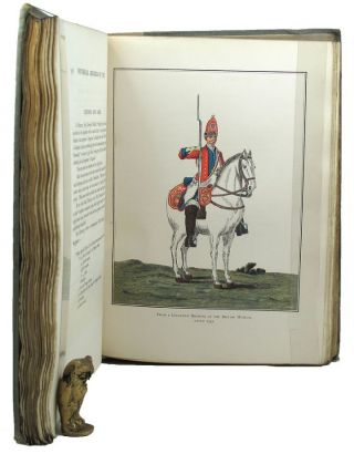 THE HISTORY OF THE SECOND DRAGOONS 'ROYAL SCOTS GREYS'. Royal Scots Greys 02nd Dragoons, Edward...