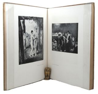 GEORGE W. BELLOWS: his lithographs. Geoge W. Bellows, Emma S. Bellows, Compiler