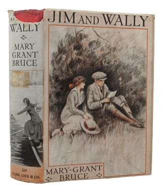 JIM AND WALLY. Mary Grant Bruce