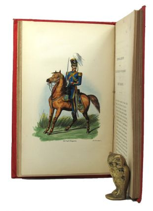 HISTORICAL RECORD OF THE THIRD, OR THE KING'S OWN REGIMENT OF LIGHT DRAGOONS. King's Own Hussars...