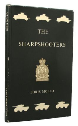 THE SHARPSHOOTERS. Sharpshooters 03rd County of London Yeomanry, Boris Mollo