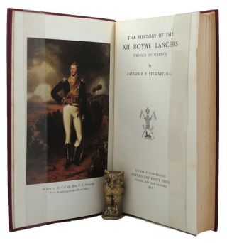 THE HISTORY OF THE XII ROYAL LANCERS (Prince of Wales's). Prince of Wales's Royal Regiment of...