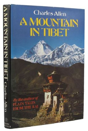 A MOUNTAIN IN TIBET. Charles Allen
