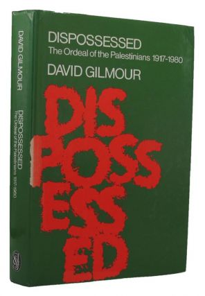 DISPOSSESSED. David Gilmour