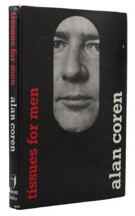 TISSUES FOR MEN. Alan Coren