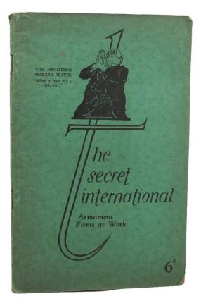 THE SECRET INTERNATIONAL. Union of Democratic Control