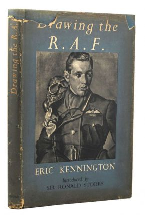 DRAWING THE R.A.F. Eric Kennington